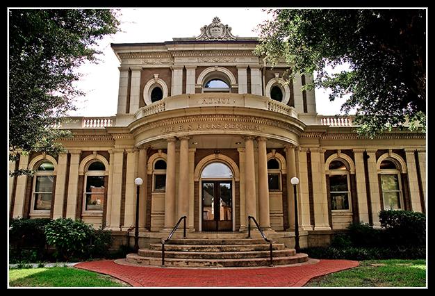 B.S. Ricks Memorial Library